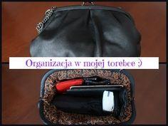 Organizacja w mojej torebce :) - YouTube Lunch Box, Youtube, Youtubers, Youtube Movies