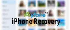 15 license keys for iMyfone Data Recovery for iPhone to be won.