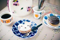 Cute Food, Cute Cupcakes, Designer Cakes, Cupcakes Decorating, Kids Cupcakes, Cupcakes Ideas, Cute Cake - Part 37
