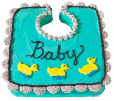 Make a baby shower extra-special with one of these beautiful (but super easy!) cakes. We show you how to make a lamb, baby bottle, bib, teddy bear cake and more step by step, with pictures of each baby shower cake. Plus, check out creative baby shower themes and crowd-pleasing games.