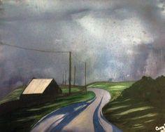 The Rainy Road Home