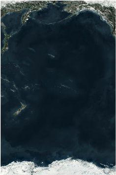 Andreas Gursky. Ocean V, 2010. Chromogenic Print