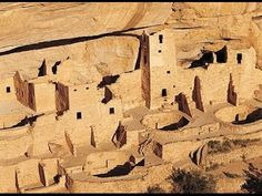Secrets Of The Pueblo (SECRET ANCIENT HISTORY DOCUMENTARY) - Chaco Canyon, New Mexico, contains some of the earliest surviving dwellings in North America. Over 1,000 years ago these Native Americans built sophisticated systems of housing in the canyon.