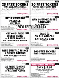 Chuck E Cheese Coupons Promo Coupons will expired on JUNE 2020 ! About Chuck E Cheese With Chuck E. Cheese coupons, you can have fun. Cigarette Coupons Free Printable, Free Printable Coupons, Free Printables, Lets Do It, All You Can, Dollar General Couponing, Coupons For Boyfriend, Chuck E Cheese, Kid Drinks