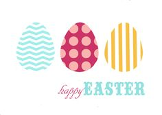 {Easter Art - free printable
