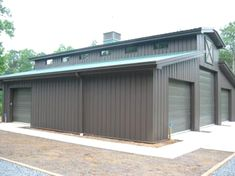 Barn Living Pole Quarter With Metal Buildings 40x60 Pole
