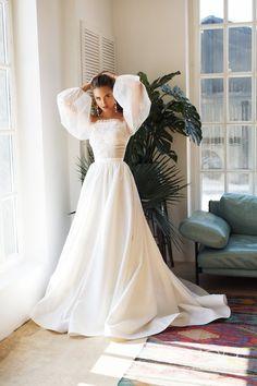 Wonderful Perfect Wedding Dress For The Bride Ideas. Ineffable Perfect Wedding Dress For The Bride Ideas. Dresses Elegant, Pretty Dresses, Beautiful Dresses, Dream Wedding Dresses, Bridal Dresses, Prom Dresses, Formal Dresses, Gown Wedding, Puffy Wedding Dresses