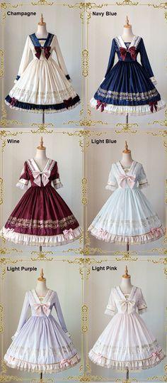 IchigoMiko -Ballad By The River Seine- Lolita Accessories