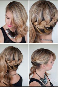 Hair closest