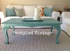 a beautiful coffee table finished in provence chalk paint decorative paint by annie sloan chalk paint coffee table
