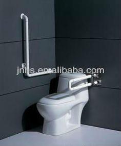 #handicap toilet grab bars, #disabled toilet bar, #toilet safety grab bar