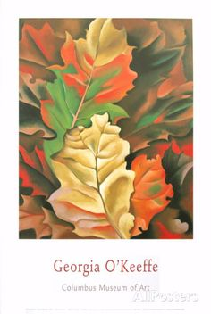 Georgia O'Keeffe Autumn Leaves Lake George, N. Shop for Georgia O'Keeffe Autumn Leaves Lake George, N. painting and frame at discount price, ships in 24 hours. Cheap price prints end soon. Georgia O'keeffe, Alfred Stieglitz, Wisconsin, O Keeffe, New York Art, Wow Art, Lake George, Arte Floral, Henri Matisse
