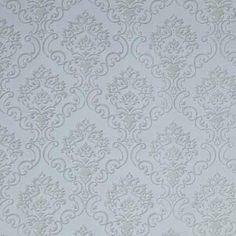 Tablecloth, Damask Sheer - White