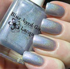 Blue-Eyed Girl Lacquers Tact is just not saying true stuff. I'll pass. (Once More With Feeling collection V1) #blueeyedgirllacquer #begl #beglove #swatch #indiepolish