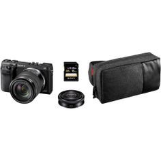 Sony Alpha NEX-7 24.3-Megapixel Digital SLR-Like Camera in Black with a Sony 18-55mm Lens, a Sony 20mm f/2.8 Lens, Sony 16GB Class 10 SDHC, a sling bag, and a $100 B&H Photo-Video Gift Card for $999.00 with free shipping. Using the gift card brings the price to $899.00  http://www.andelion.co/deals/52d70876e4b05ce967c4808c/Sony-Alpha-NEX-7-Digital-Camera-Limited-Edition-Bundle-9
