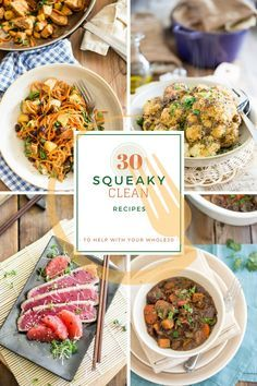 Whole30 Recipe Roundup - The Healthy Foodie