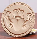 Celtic Claddagh Cookie Stamp