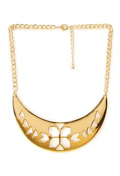 Southwest Bound Cutout Necklace | FOREVER21 - 1000070287