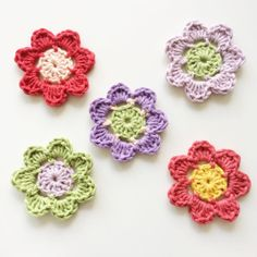 7 Petal Easy Peasy Flowers