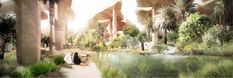 Al Fayah Park: An Oasis in The Middle of The Desert · Landscape Architects Network