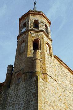 Iglesia de Tembleque, Provincia de Toledo. Spain.     [By Valentin Enrique].