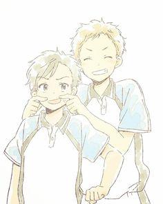 Instagram 上的 いつか:「 星合の空、今夜9話放送! 」 Me Me Me Anime, Anime Guys, Manga, No Sora, Japanese Poster Design, Anime Stars, Haikyuu, Anime Characters, Chibi