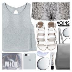 """""""Cozy #Yoins"""" by pastelneon ❤ liked on Polyvore featuring ETUÍ, Lapcos, Bobbi Brown Cosmetics and Clé de Peau Beauté"""