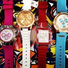 Sporty Women's Watches For Less than 500.00 @Kooshjewelers www.kooshjewelers.com (954) 927-7777