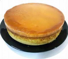 """มาทำ """"คัสตาร์ดเค้ก """" ขนมที่คุณพ่อของป้าเคยเหมาแม่ค้าทั้งกล่อง อร่อยจนต้องกินแทนข้าว 5555+"""