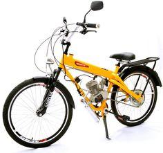 Bicicleta Motorizada Summer City Kit Motor Moskito Bikelete - R$ 1.699,00 no MercadoLivre