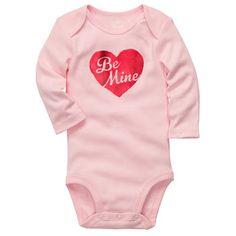 I bought this one this weekend for my baby girl!  she not even here yet and i am ready for next years valentines day!