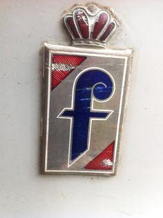 The logo from lancia Flavia by pininfarina