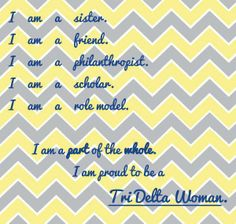 proud to beΔΔΔ ♥