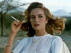 Greta Scacchi on Pinterest   Vintage Movies, Berry Lips and Cousins