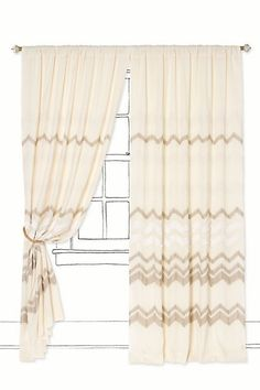 Kinematic Curtain #anthropologie