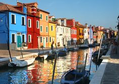 The #island of #Murano in #Venice, #Italy.