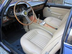 1965 Ferrari 500 Superfast - One of only 35 examples ever made. | Classic Driver Market