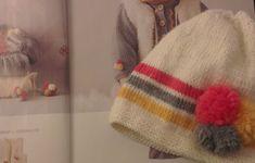 Bonnet enfant en tricot