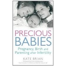 How to parent after you've been through infertility. Author is the same one that wrote a guide to IVF, so she is pretty factual and to the point. Kate Brian, Attachment Parenting, My Books, Pregnancy, Author, Writing, Reading, Pretty, Baby