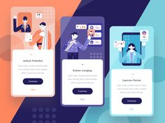Onboarding for Doctor Appointment App designed by salestinus sustyo h for Paperpillar. Connect with them on Dribbble; the global community for designers and creative professionals. Web Design, App Ui Design, User Interface Design, Parallax Effect, Onboarding App, Ui Design Mobile, App Design Inspiration, Branding, Design Strategy