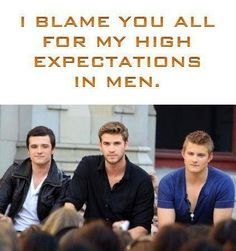 Lol haha funny pics / pictures / Gale / Cato / Peeta / Hunger Games Humor