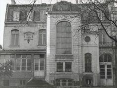 67 boulevard Vauban, façade arrière