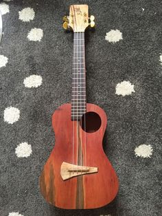 Australian Red forest and spotted gum Ukulele by NRStrings on Etsy https://www.etsy.com/listing/285986369/australian-red-forest-and-spotted-gum