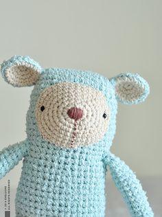 Eveluche bear
