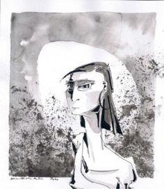 Ana Dueñas: tinta
