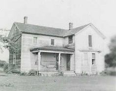 Earl Sparks home in Findlay, OH.