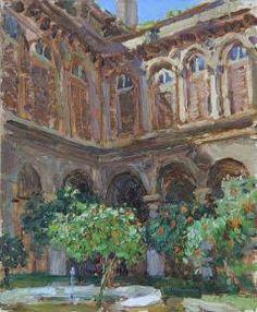 Doria- Pamphili cortyard