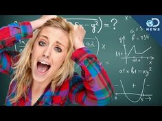 "You're Not Bad At Math, You're Just Lazy - YouTube. This video shows that anyone can be good in math. Why do people say, ""I'm no good in math"" but wouldn't dream of saying ""I'm no good at reading?"""