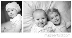 Black & White Portraits Boston, Baby Photographer Boston, Boston Children Photographer, Family Photos Boston, Siblings, Sibling Photography, Brother And Sister Portrait -- Copyright Maureen Ford Photography #MaureenFord