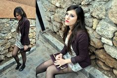 Red lips and cat eyes - Isilnur Isel